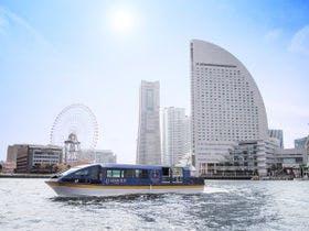 ホテル専用クルーズ船 ル・グラン・ブルー