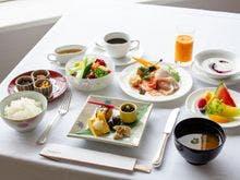 ルームサービス朝食(和食)