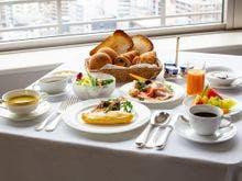 ルームサービス朝食(洋食)