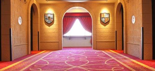 サンルートプラザ東京(2019年10月1日より「東京ベイ舞浜ホテル ファーストリゾート」へリブランド)