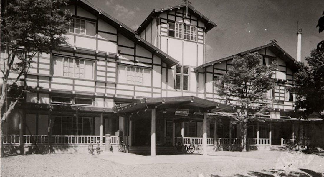 万平ホテル
