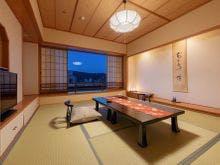 (禁煙)【千寿】和室8畳 広縁のないお部屋