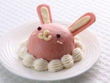 当館専属パティシエが作るミニケーキ