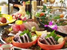 皿鉢料理と土佐会席