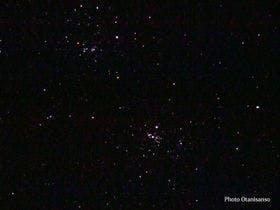 ペルセウス二重星団