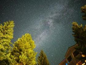 【周辺景観】降るような満点の星空