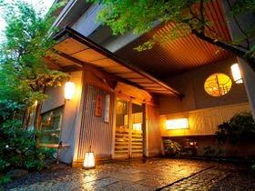 京都市内にある温泉宿を教えてほしい