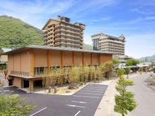 福島の磐梯熱海温泉で1泊したい。彼女と2人で泊まります。温泉自慢の宿をおしえてください。