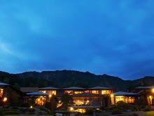 広島県にある純和風の温泉宿