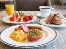 クラブラウンジ朝食イメージ
