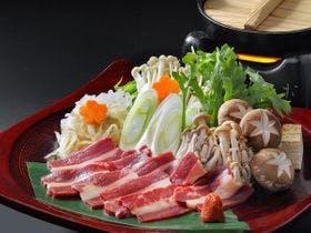 会津郷土料理「さくら鍋」