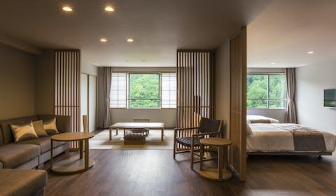 9・10階プレミアムルームに客室無料アップグレード!