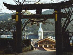 天草の崎津集落が世界遺産に登録されました