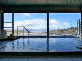 別所温泉で和食の朝食が提供される宿があれば教えてください。