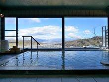 祖母に日頃の感謝を込めて別所温泉に連れていきたいと思います。露天風呂の素敵な宿を教えてください。