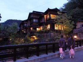 妊婦でも安心して泊まれる家族風呂がある黒川温泉の宿はありますか