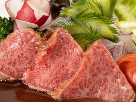 【別注料理イメージ】飛騨牛ローストビーフ