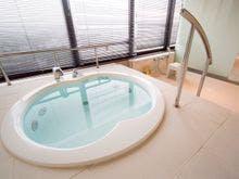 【最上階デザイナーズ洋室】温泉ジャグジー