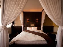 【最上階デザイナーズ洋室】天蓋付ベッド