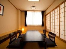 【和洋室デラックス】角部屋
