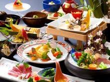 【夕食】料理長おまかせ会席※イメージ