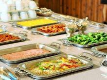 朝食バイキング洋食一例(画像はイメージ)
