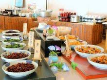 朝食バイキング和食一例(画像はイメージ)