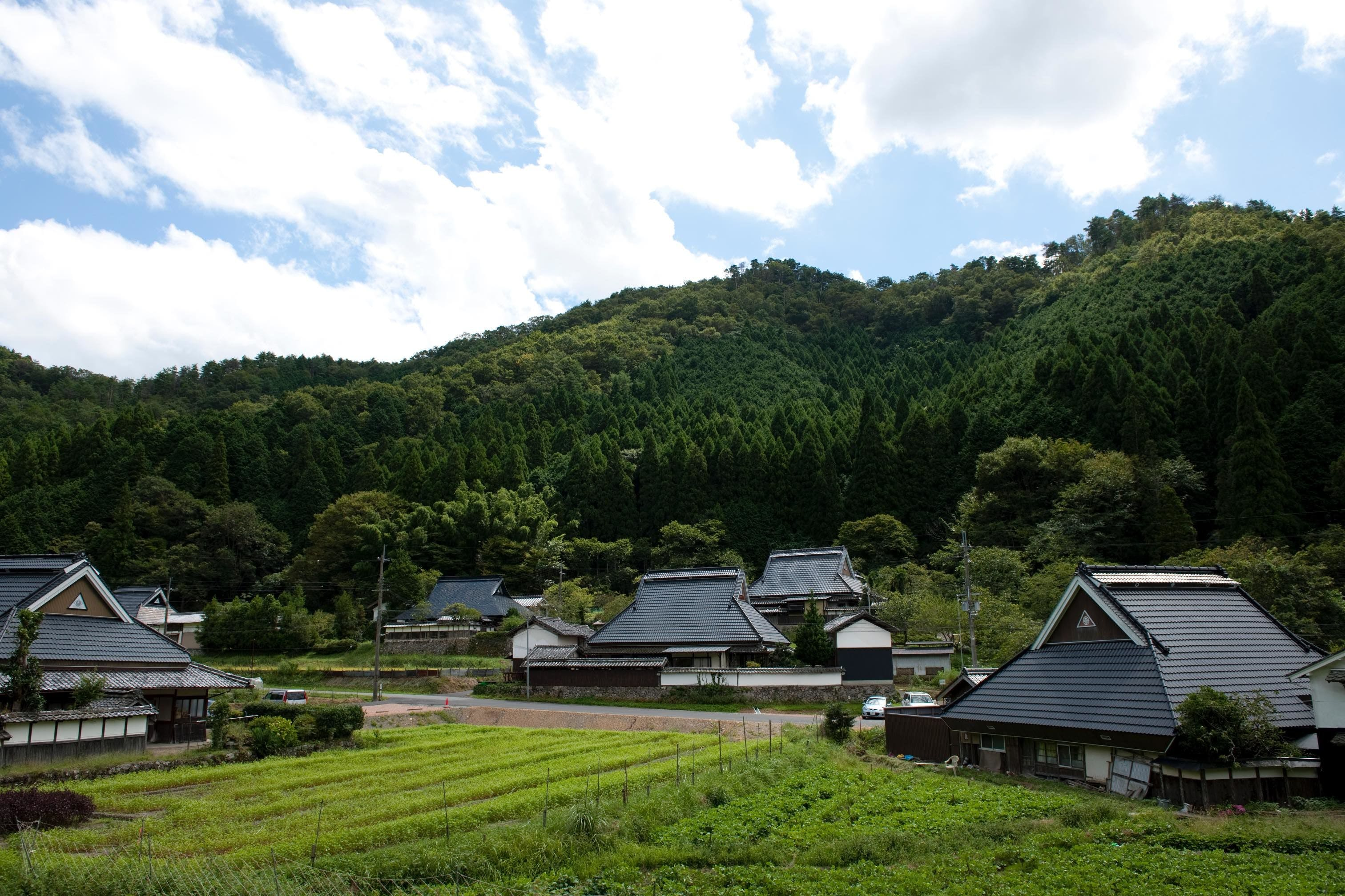 日本の原風景の中で貴重な体験。心に残る古民家ステイ