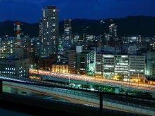 市街地側の夜景 ※イメージ