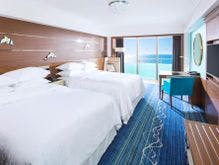 オーシャンドリームルーム 2ベッド 一例