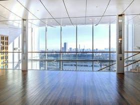 20階ロビー・フロントからの眺望イメージ