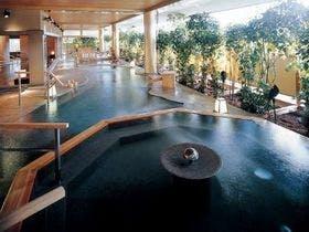 悠幻の湯殿 露天風呂