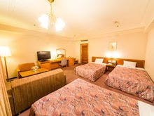 110センチのベッド2台とEXベッド2~3台。