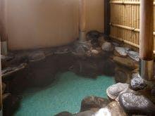 温泉露天風呂付き客室・和室