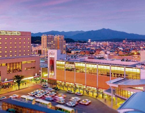 ホテルメトロポリタン秋田