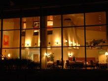 ムードあふれるレストラン ル・プラトー