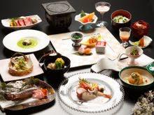 特選和食の会席料理(イメージ)