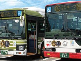広島駅~ホテル前「田中町」までの巡回バス