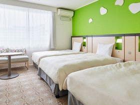 大浴場と風通しが良い客室(30平米)便利な仮チェックインでプラナを満喫!素泊まり-2