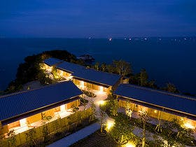 白浜温泉で露天風呂からオーシャンビューの景色を楽しみたい!
