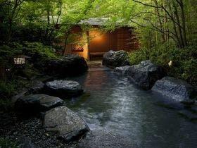 修善寺温泉に夫婦旅!部屋食ができ、露天風呂付き客室のお宿
