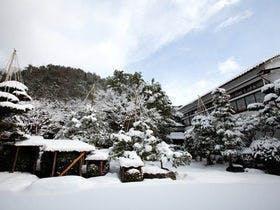 12月の城崎温泉で露天風呂が楽しめるお宿はありますか。