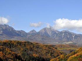 八ヶ岳高原大橋 (当館より車約5分)