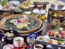 瀬戸内海の食材を使ったスタンダード会席