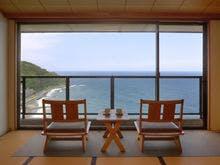 伊豆で海を眺められる貸切風呂のある温泉宿