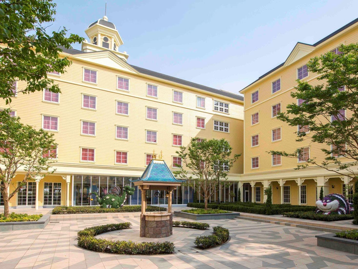浦安・東京ディズニーリゾート・舞浜のホテル・旅館 宿泊予約 - 【yahoo
