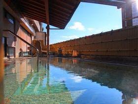息子と熱海温泉へ男旅に行きます。露天風呂でのんびり出来る宿を教えてください!