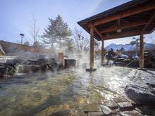 八幡平温泉で友達とゆっくり露天風呂を楽しめる宿