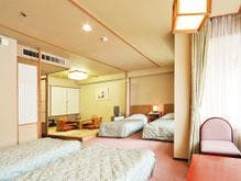 【和洋室4ベッド+6畳/50平米】