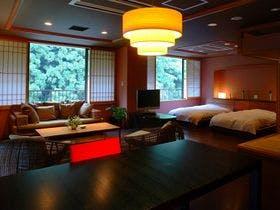 山中温泉で子供がいても楽しめるファミリープランがある旅館を教えて!